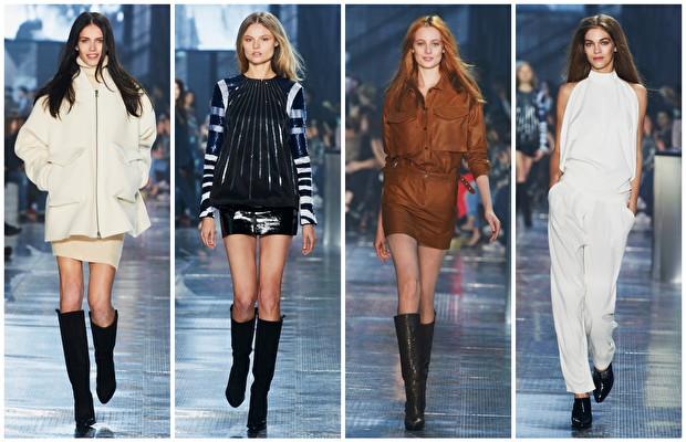 2015 H&M Sonbahar Kış Modası
