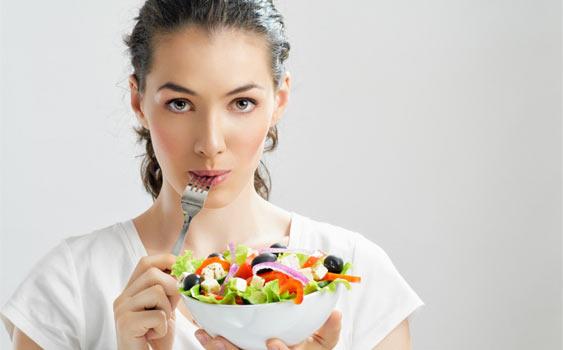 Baharda Beslenmenizi Düzenleyin