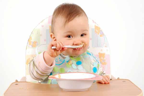 Bebeklerin Beslenme Şekilleri